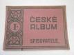 České album. I, Spisovatelé