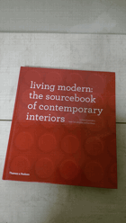 Living Modern - The Sourcebook for Contemporary Interiors