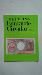 Spink Bank Note Circular 11