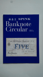 Spink Bank Note Circular 13