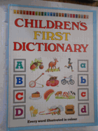 Children's first Dictionary