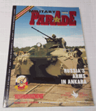 Military Parade - The magazine of the military industrial complex - September-October 1995