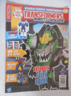 Transformers robots in disguise 2016/5