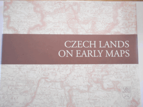 Czech lands on early maps