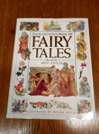 The Illustrated Book of Fairy Tales - Spellbinding Stories from Around the World