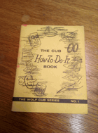 The Cub How-To-Do-It Book