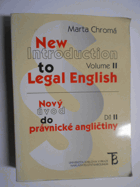 New introduction to legal English
